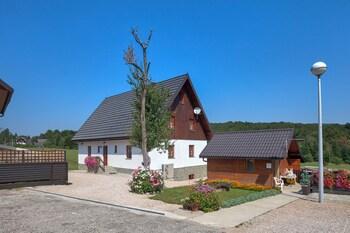 플리트비체 예제라의 그린 레이크스 하우스 사진