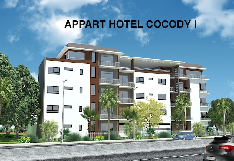Appart Hotel Cocody, Abidjan, Front of property