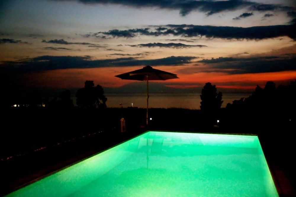 Vila, 3 spálne, súkromný bazén - Súkromný bazén