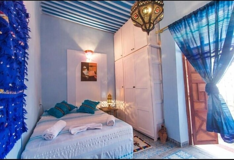 Riad La Presidence, Fes, Comfort Triple Room, Multiple Beds, Non Smoking, Guest Room
