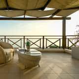 Vila, výhľad na more - Balkón