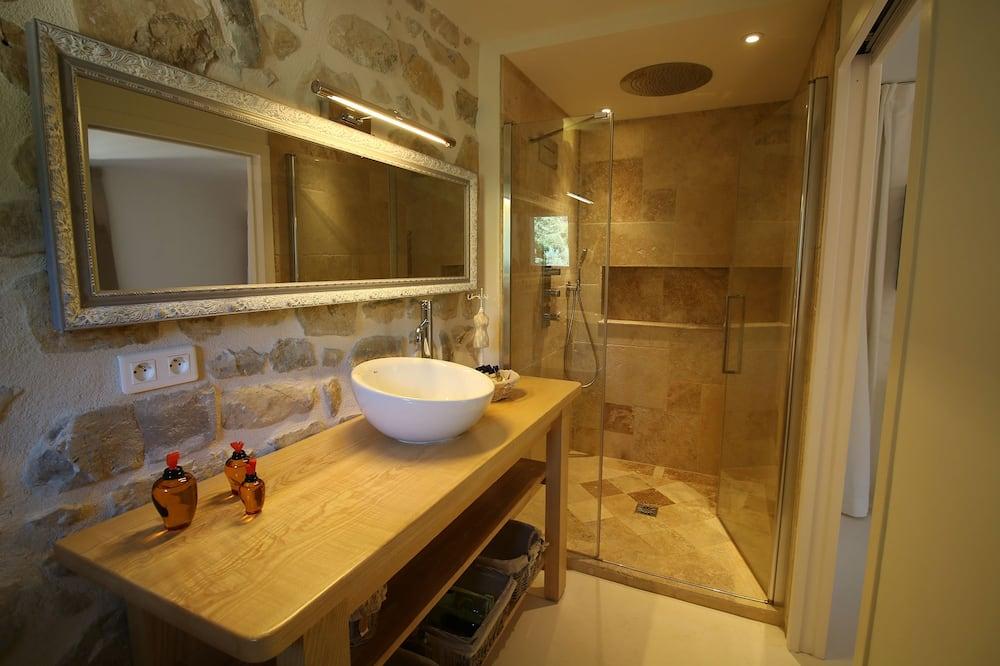Doppelzimmer (Gazel) - Badezimmer