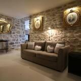 Doppelzimmer (Gazel) - Wohnzimmer