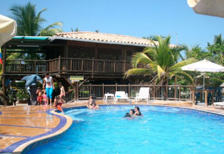 Apartamento Con Piscina Coveñas, Covenas, Baseinas