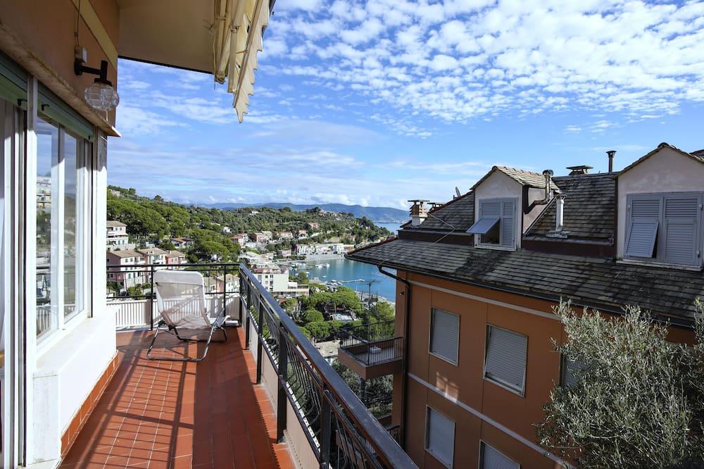 Departamento, 2 habitaciones, balcón - Vista al balcón