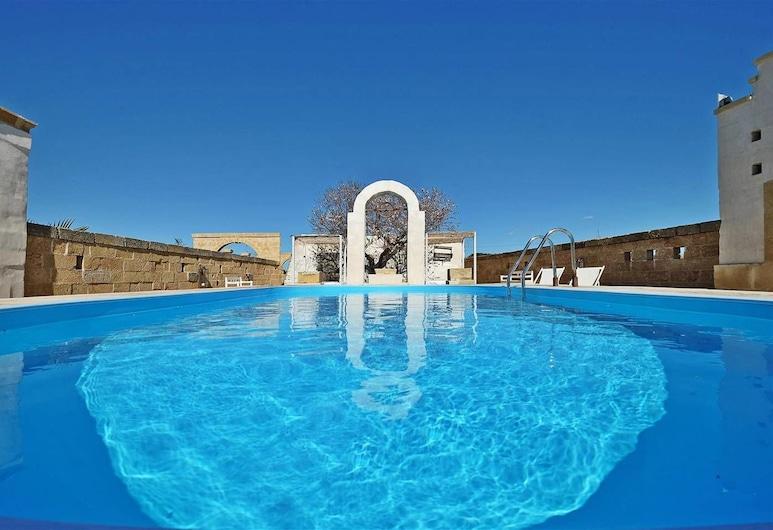 Stunning Puglia Masseria With Pool, Corsano, Outdoor Pool