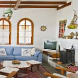 Villa - Wohnzimmer