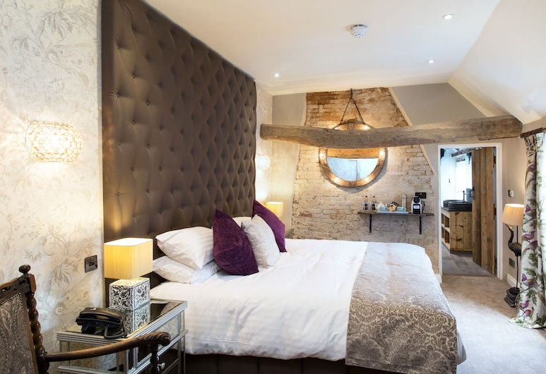 The White Hart Hotel, Norwich, The Aviary , Guest Room