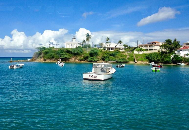 Casa San Juan Entire Apartment 2 in Downtown Vieques, Vieques, Beach