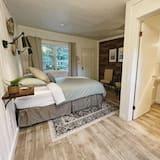 جناح بريميم - سريران كبيران - لغير المدخنين - بمطبخ مصغر - غرفة نزلاء