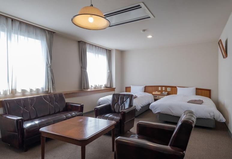 SERENDIP HOTEL GOTO, Goto, Dvojlôžková izba typu Deluxe, nefajčiarska izba, Hosťovská izba