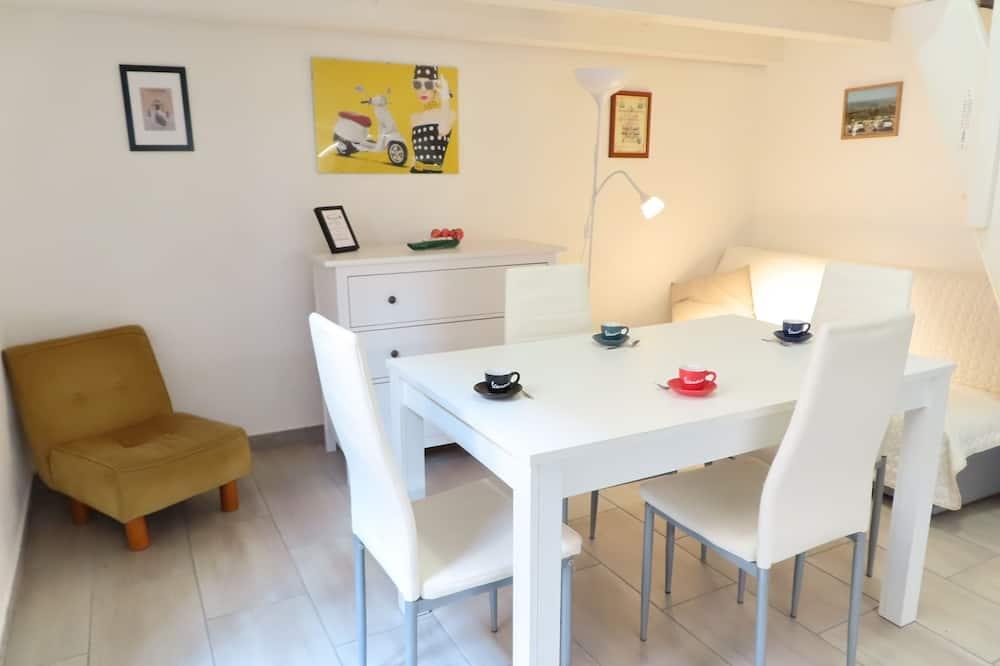 Appartamento familiare, 2 camere da letto, non fumatori, vista città - Soggiorno