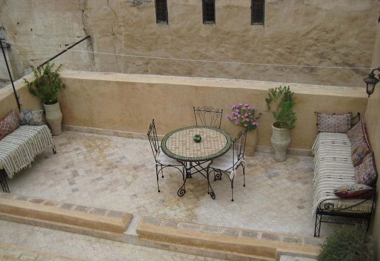 Dar Houdou, Fes, Terrace/Patio