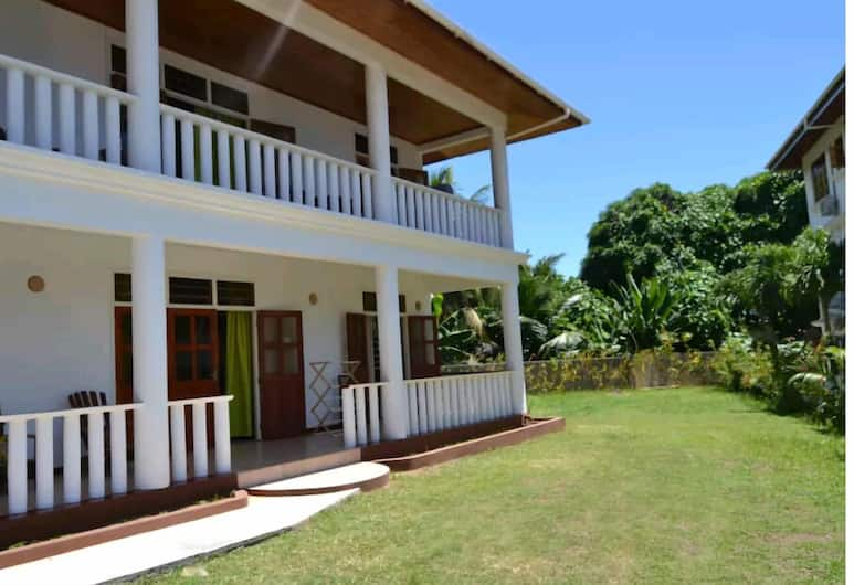 La Maison Hibiscus, Mahe Island
