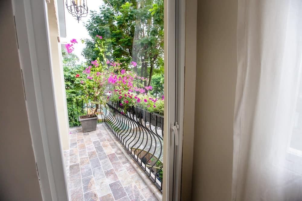 Habitación, 1 habitación, balcón - Balcón