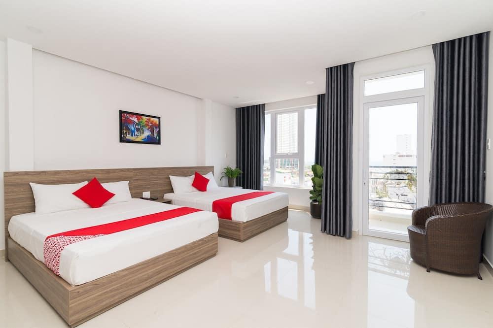 Apartament rodzinny typu Suite - Z widokiem na miasto