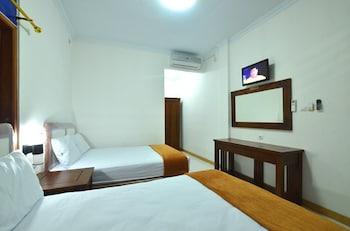 Introduce las fechas para ver los descuentos de hoteles en Yogyakarta