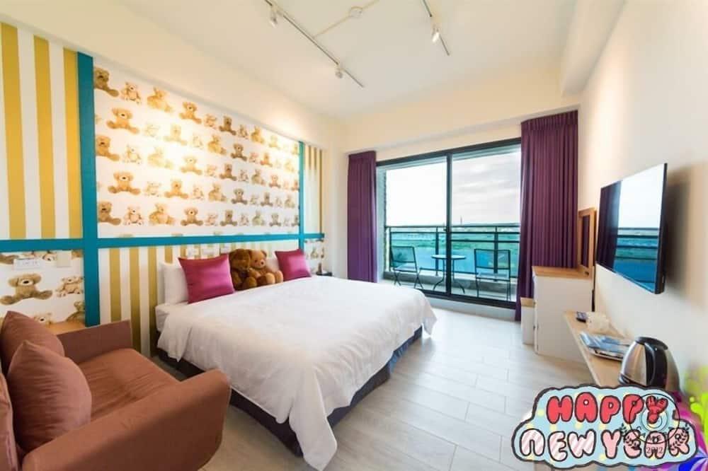 標準四人房, 2 張標準雙人床, 非吸煙房 - 兒童主題客房