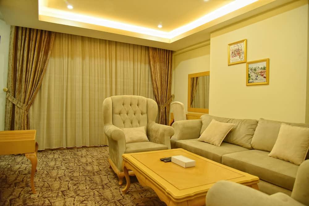 Phòng Suite Senior, 1 phòng ngủ - Phòng khách