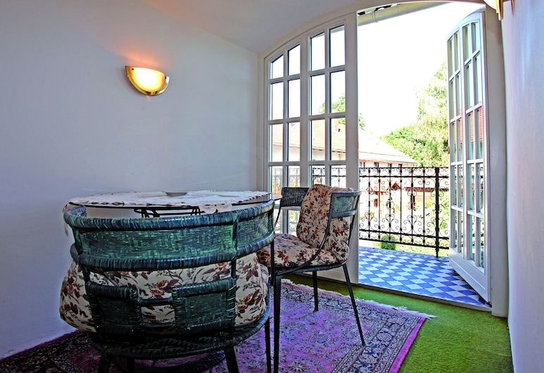 Haus Hildegunde, Bad Fuessing, Superior Room, Balkoni