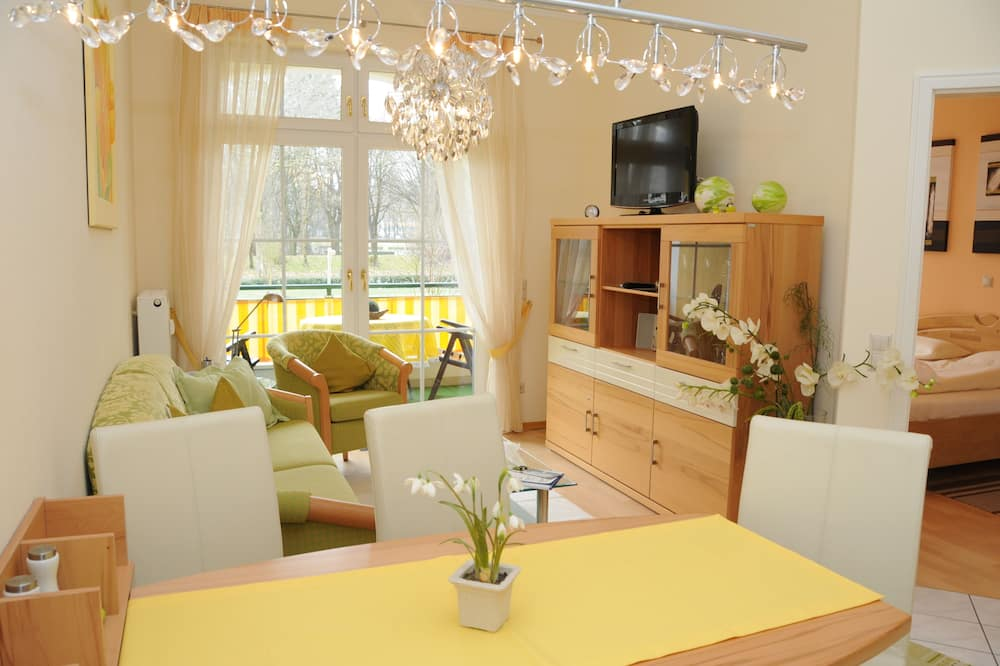Appartement - Coin séjour