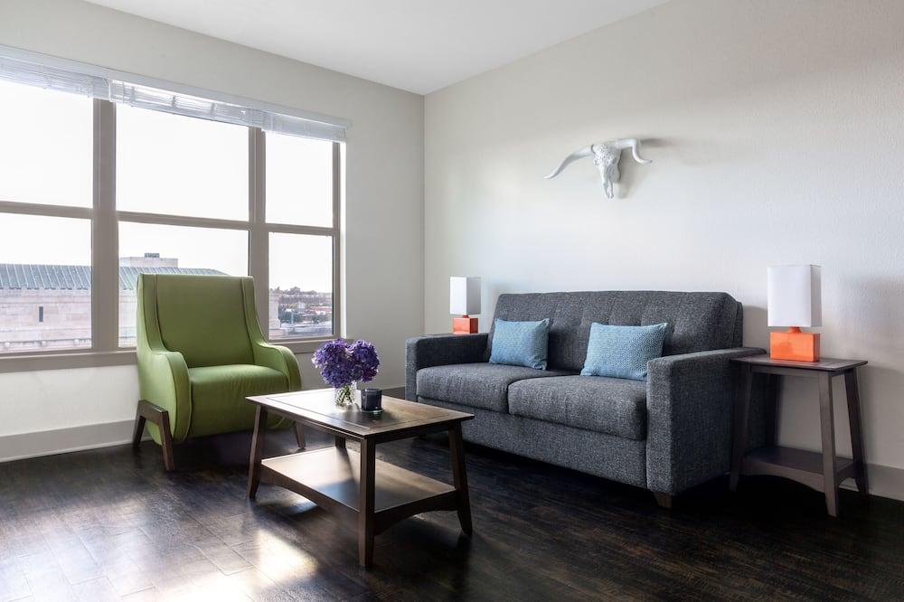 Standard Apartment, 1 Bedroom - Living Area