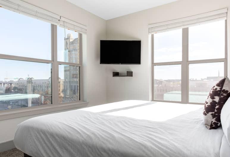 ستاي ألفريد آت باركر هاوس, فورت وورث, شقة عادية - غرفتا نوم, الغرفة