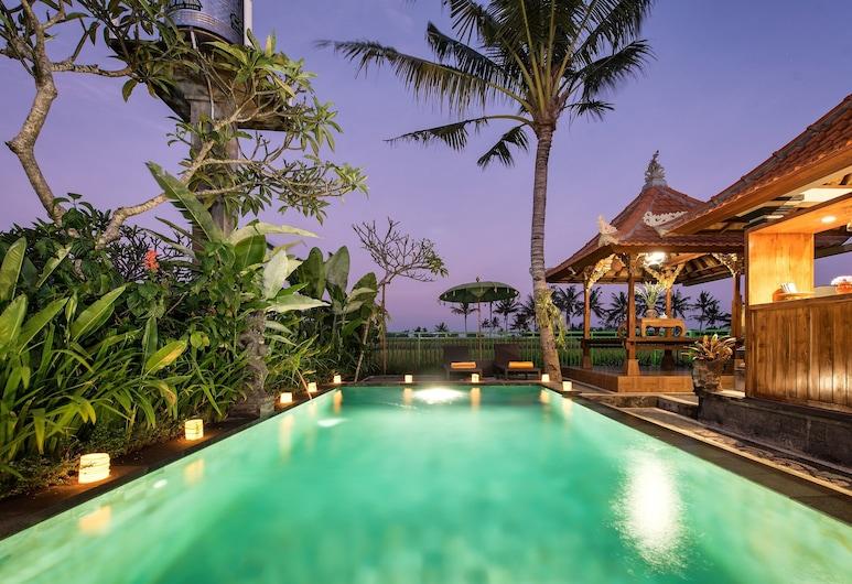 Griya Private Villa, Ubud, Vila, 1 kamar tidur, kolam renang pribadi, Kolam renang pribadi