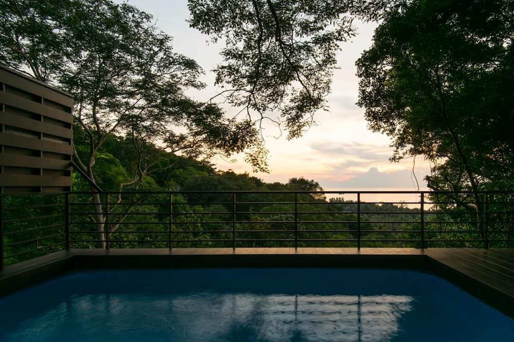 Pool Villa Seaview - Private pool