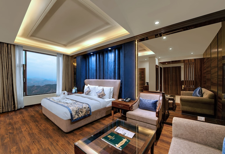 The Twin Towers Hotel New Kufri, Theog, Super Deluxe Room, Guest Room