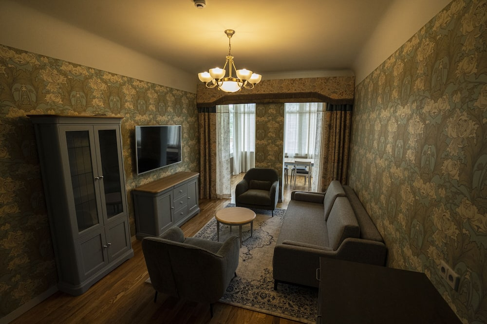 Apartment, 2 Bedrooms, Kitchen - Living Room