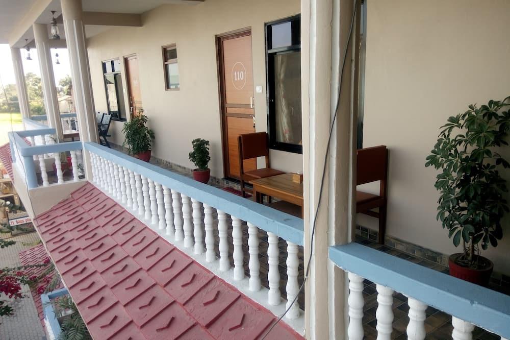 Улучшенный люкс - Балкон