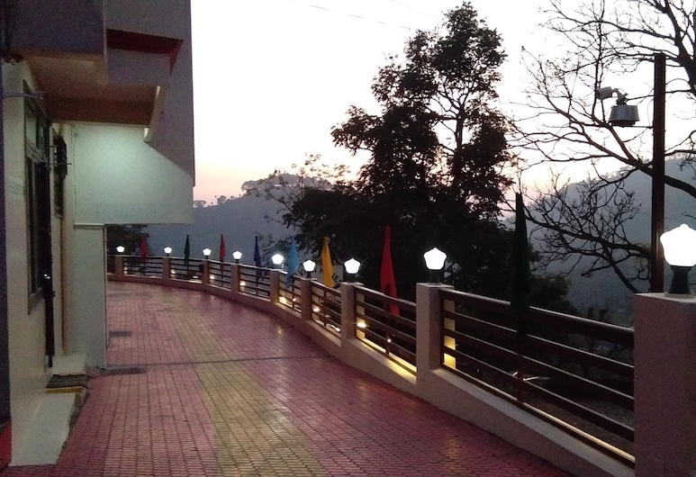 Hill View Homes, Nainital, Hotellfasad