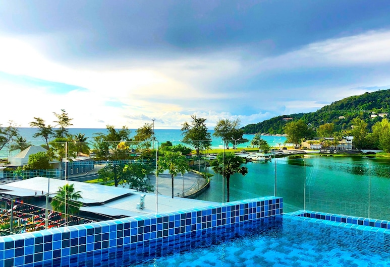 Phoenix Hotel Karon Beach, Karon, Outdoor Pool