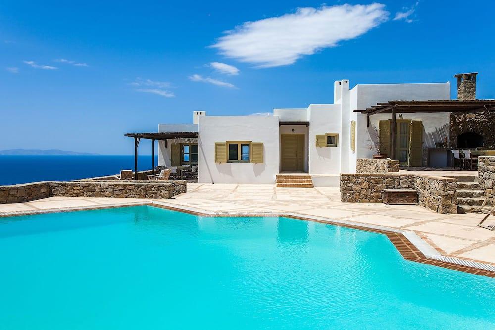 Willa, 6 sypialni, prywatny basen - Prywatny basen