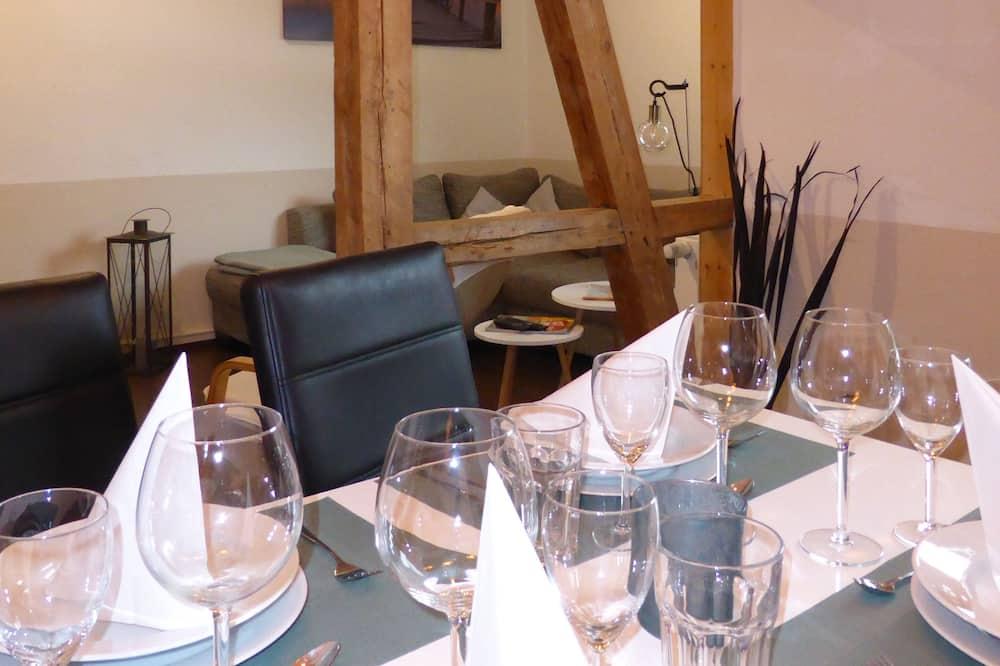 شقة - عدة أسرّة - لغير المدخنين (incl. Cleaning fee) - تناول الطعام داخل الغرفة