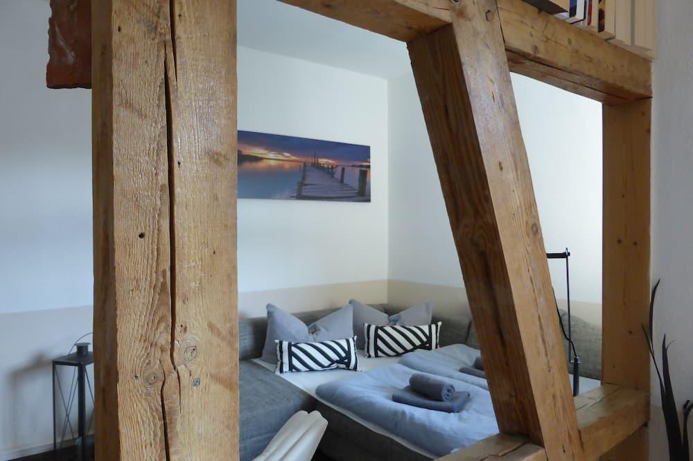 شقة - عدة أسرّة - لغير المدخنين (incl. Cleaning fee) - الغرفة