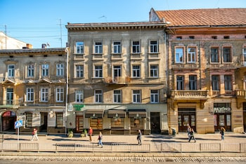 Picture of Art Deco Central Rooms is a new Mini-hotel in the Central Part of Lviv in Lviv