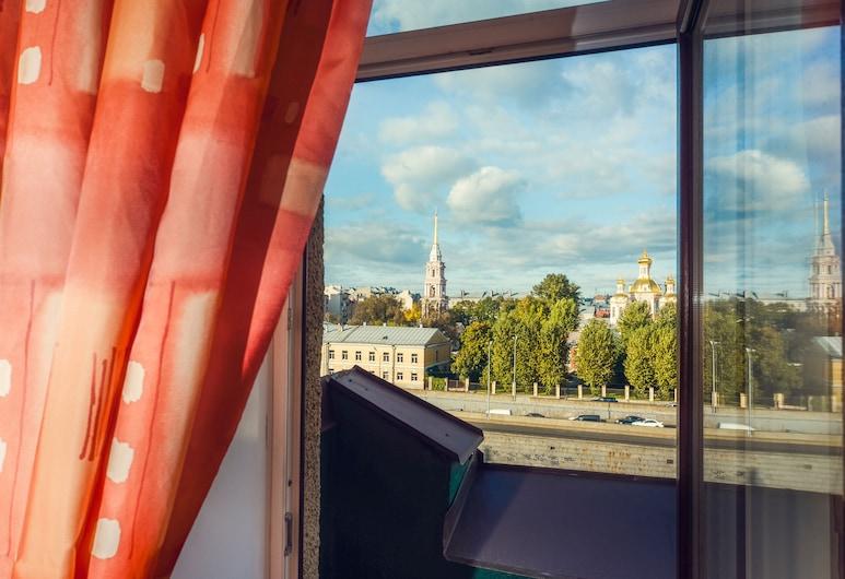 Hotel Esplanada, St. Petersburg, Standard Twin Room, City View