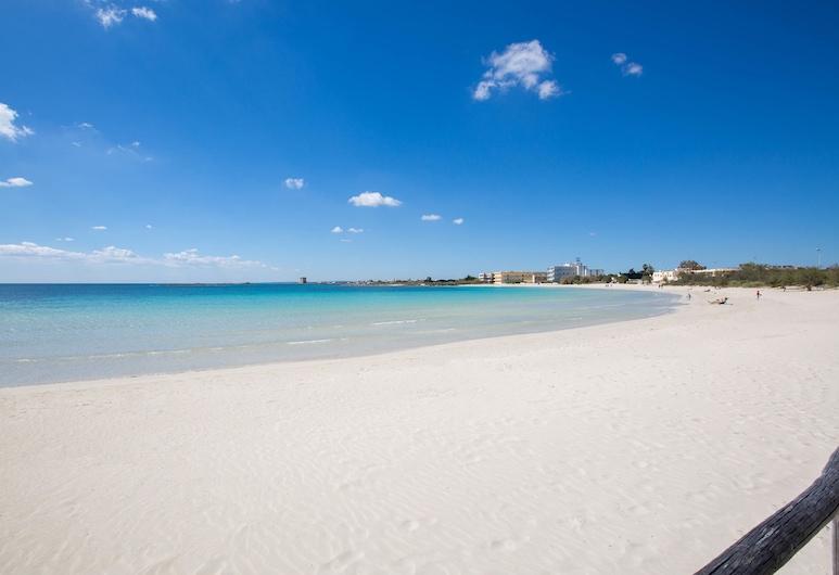 Bilo Corallo, Porto Cesareo, Beach
