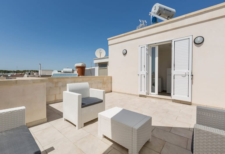 Residence Marini, Ugento, Appartement, 2 chambres (1195), Terrasse/Patio
