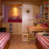 Classic Mobile Home - Living Area