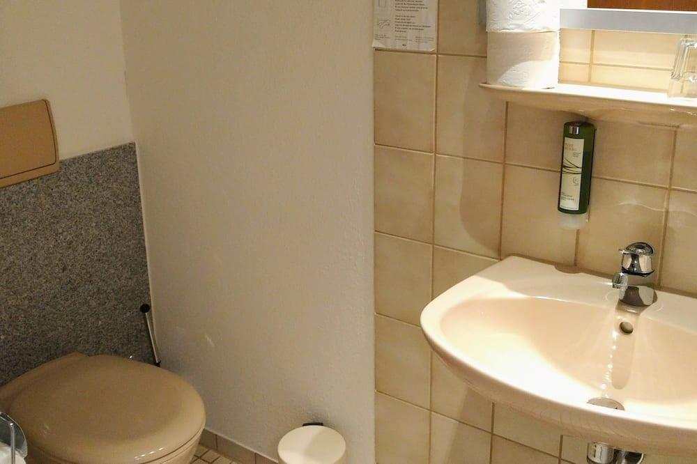 Pokój dwuosobowy typu Classic (pobyt 1 osoby) - Łazienka