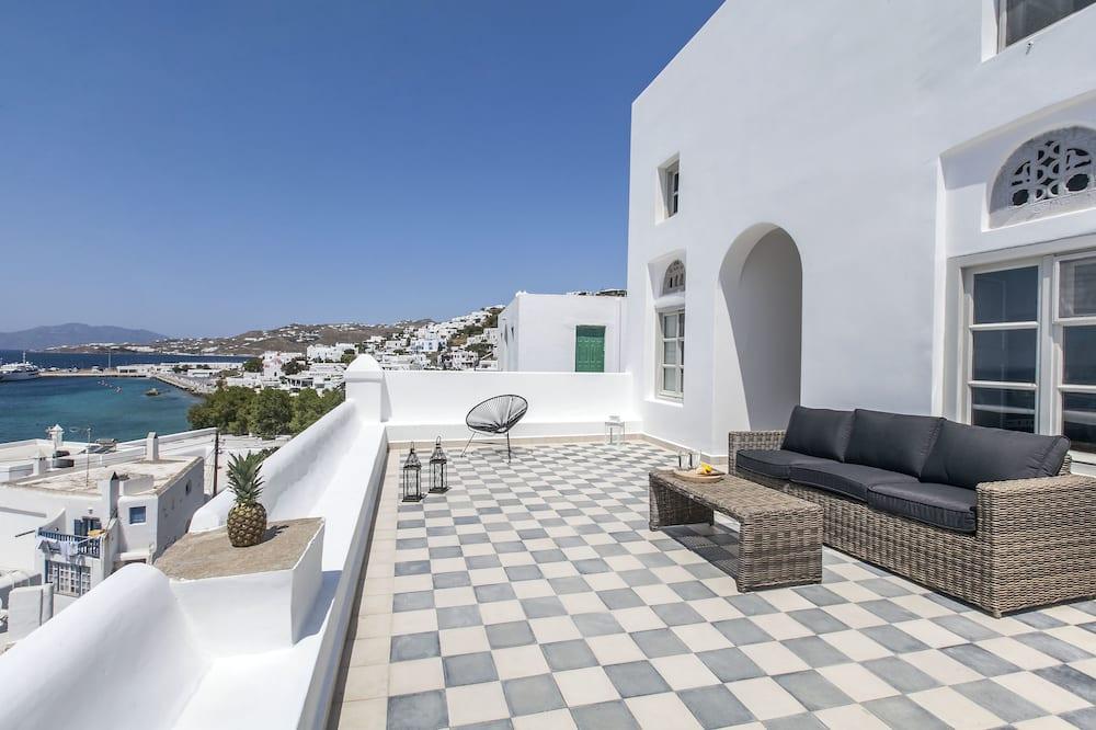 Luxury Villa - Balkoni