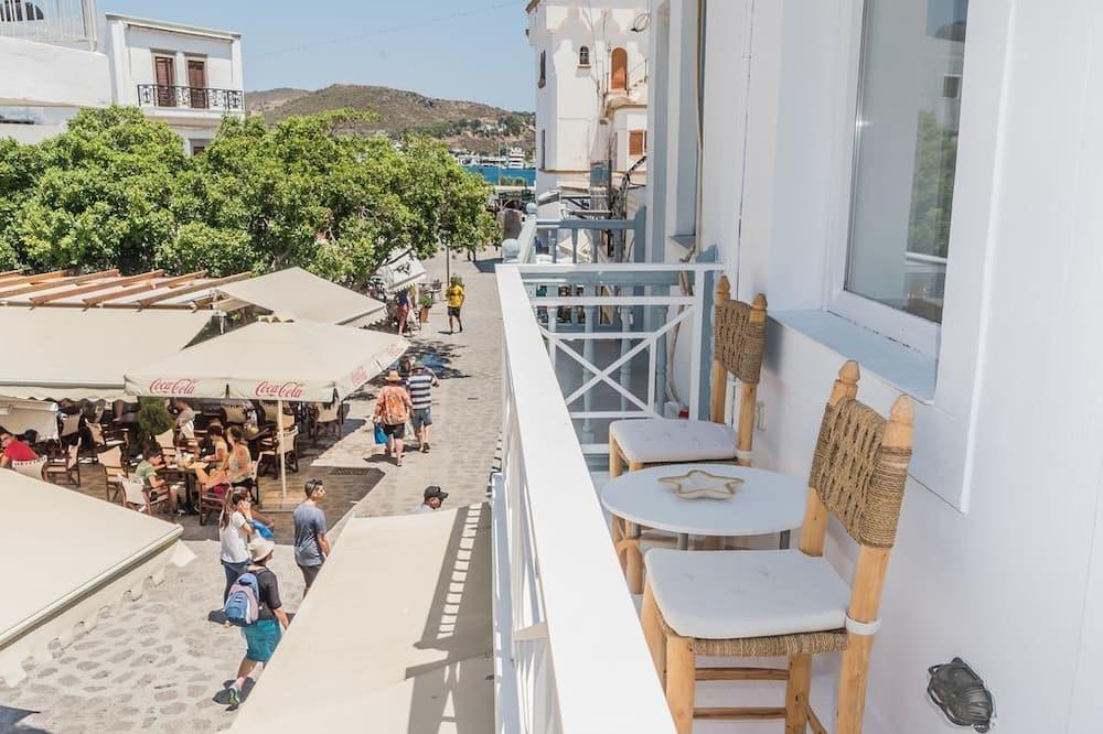 Apartment, City View - Balcony View
