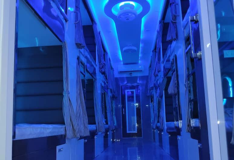 Ocean Dormitory, Mumbai, Spoločná zdieľaná izba, 1 jednolôžko, nefajčiarska izba, Hosťovská izba