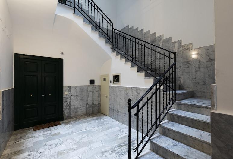 Acate81 Lifestyle Apartment, Napoli, Ingresso interno