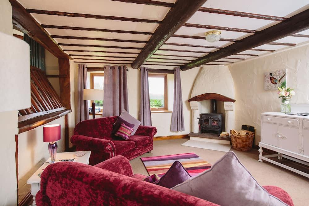 Cottage, Nhiều giường - Khu phòng khách