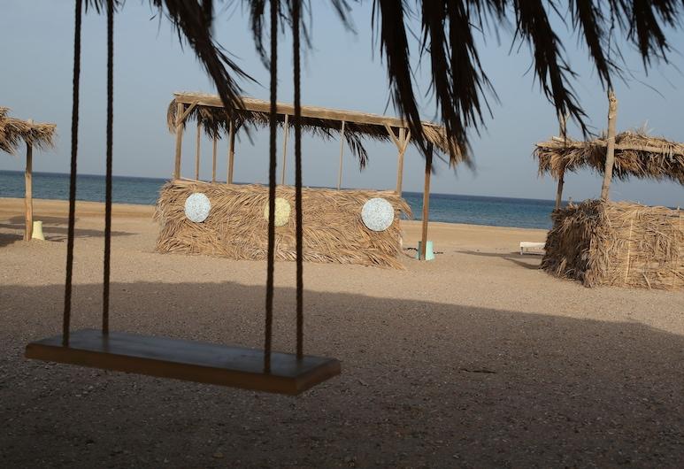 Ecolodge Bedouin Valley, Marsa Alam, Strand
