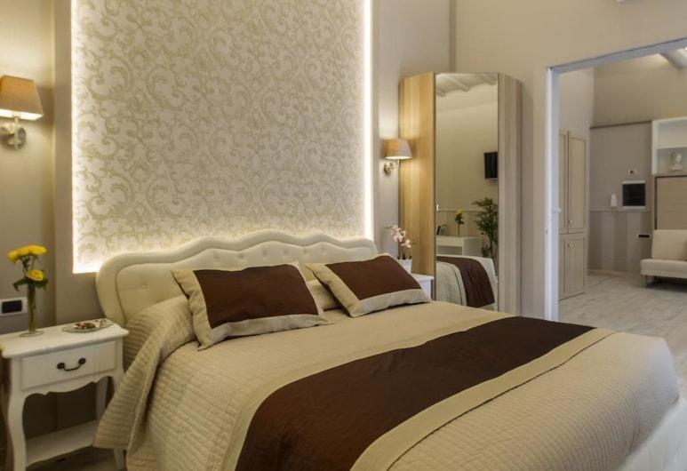 莫斯科尼旅館, 佛羅倫斯, 尊尚套房, 多張床, 非吸煙房, 客房